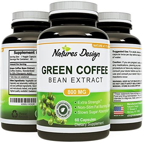 green coffee bean extract 50 picture 3