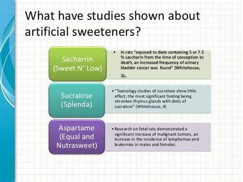 artificial sweeteners urinary tract cancer picture 1