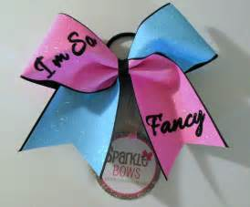 cheerleading hair bows picture 6