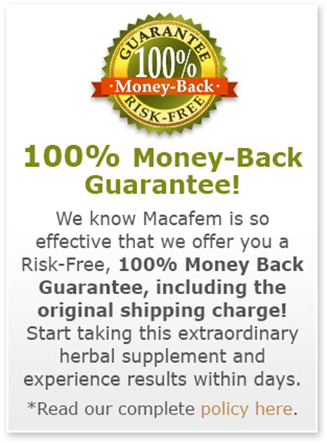can you purchase macafem in stores picture 1
