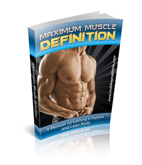 muscle definition picture 11