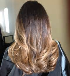 caramel hair treatment picture 9