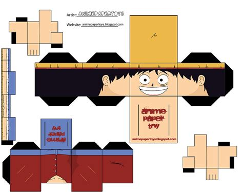 anime paper toys picture 13
