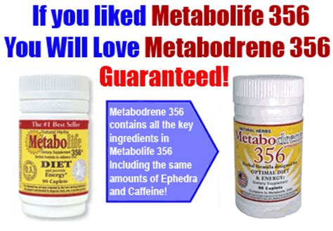 metabolife 356 dietary supplement picture 9