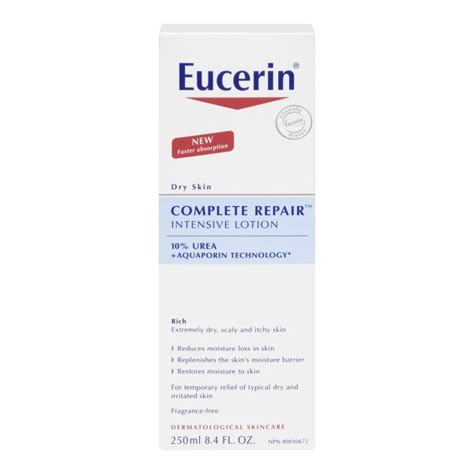 eucerin complete repair intensive lotion picture 3