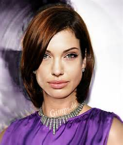 angelina jolie short hair pics picture 5