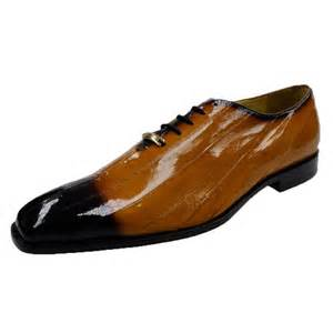 eel skin shoes picture 3