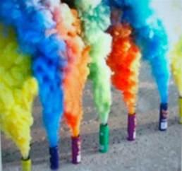 colored smoke grenades for sale picture 1