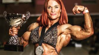 female muscle picture 1