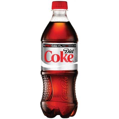 diet coke bottles picture 2