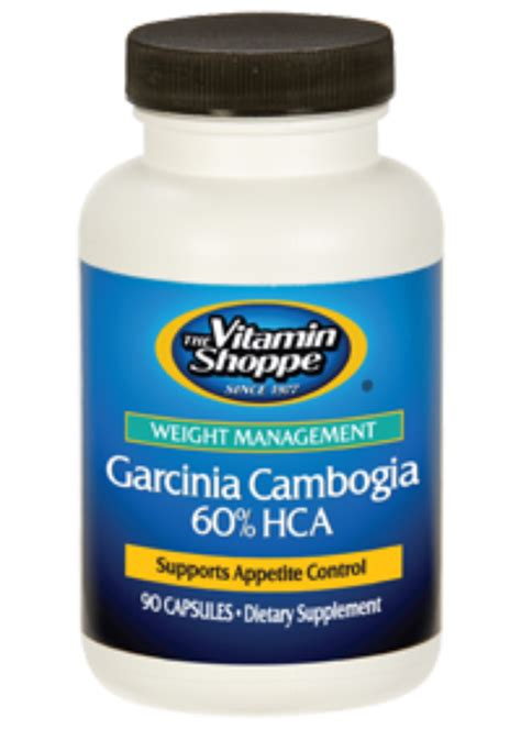 which vitamin shoppe carries garcinia cambogia in the picture 4