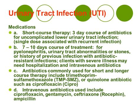 antibiotics for bladder infection picture 11