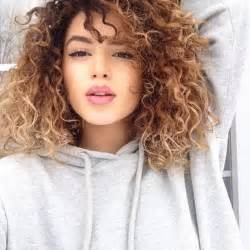 curly hair hotties picture 11