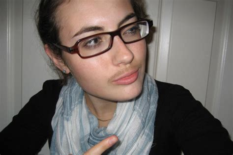 chin hair in women picture 9