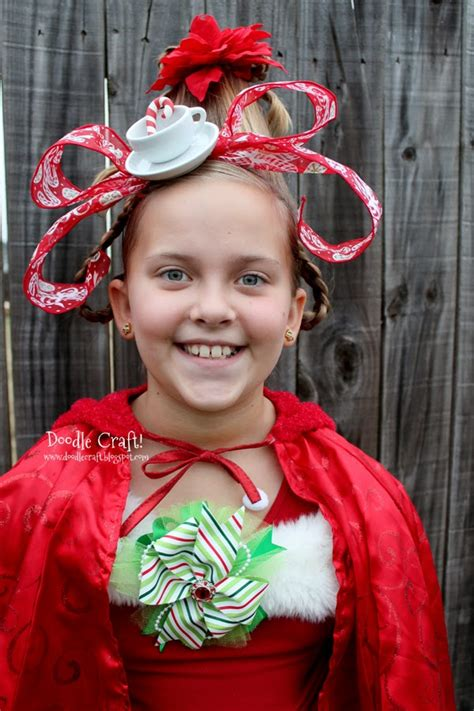 cindy lou who hair how to do picture 14