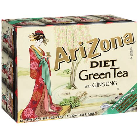 arizona diet green tea with ginseng picture 11