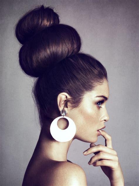 bun hair styles picture 5