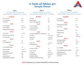 adkins diet menu picture 5
