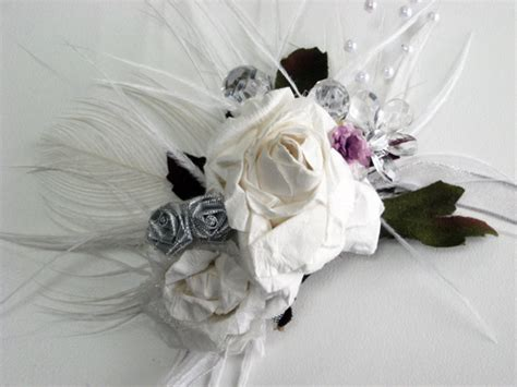 corsages for your hair picture 2