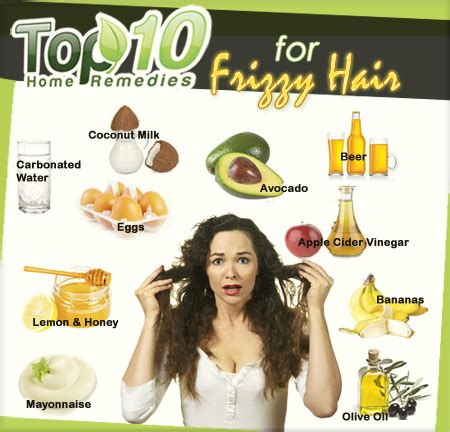 home remedies for shinier, blow-dryed hair picture 2