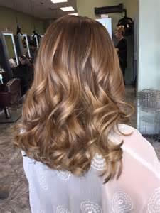 carmel blonde hair picture 2