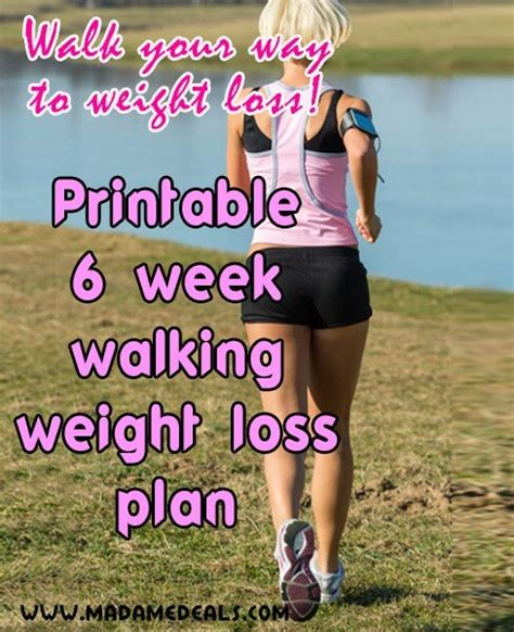 walking schedue for weight loss picture 3
