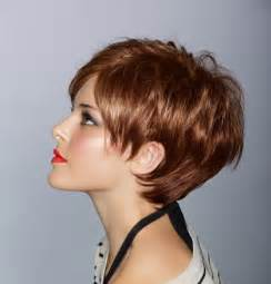 Female short hair picture 6