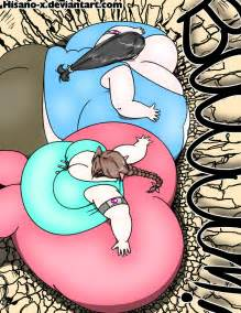 anime weight gain artwork picture 9