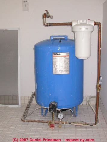 bad bladder tank on well system picture 6