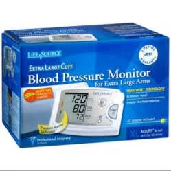 Blood pressure montior extra large cuff picture 10