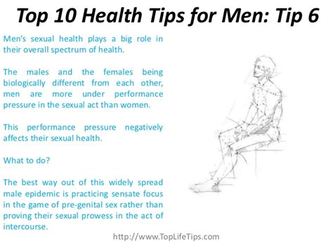 top 10 tips of good health & sex picture 1