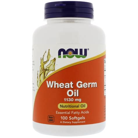 wheat germ oil and libido picture 1