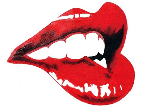 Artistic lips picture 10