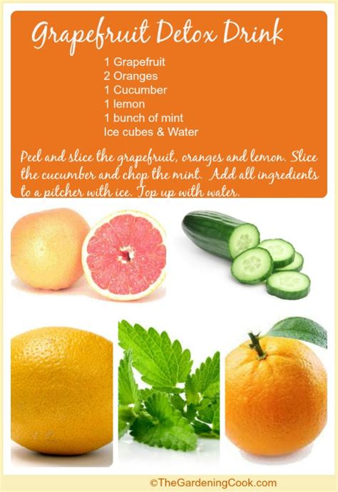 fat-burning detox water 2014 picture 3