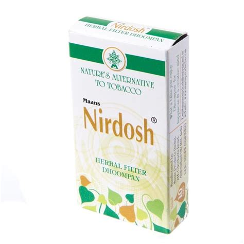 nirdosh herbal cigarettes, kolkata picture 1