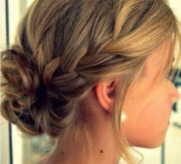bridesmaid hair updos picture 2