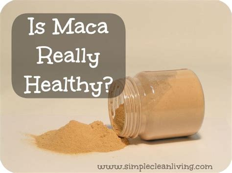 does maca root cause weight gain picture 14
