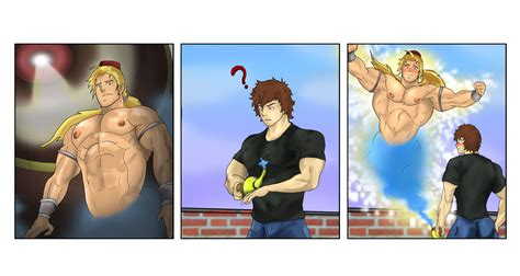 male muscle growth stories picture 1