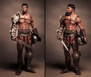 big muscle men 3d fantasie art picture 15