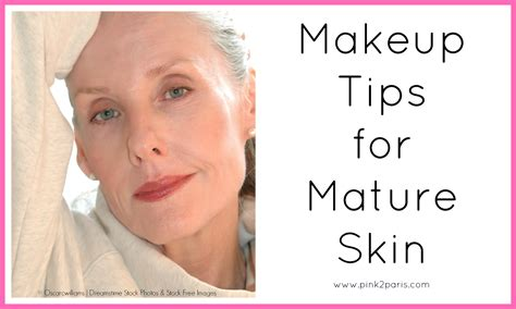 makeup for aging skin picture 1