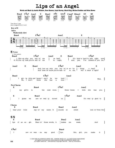 hinder- lips of an angel guitar tabs picture 7