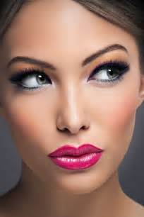 Eyes face and lips picture 2