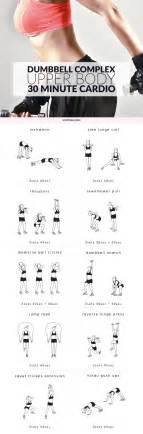 fat burning dumbbell workout picture 7