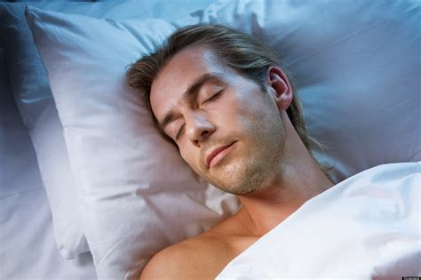 a sleeping man picture 11