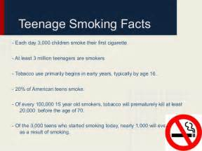 percentage of american teens who smoke picture 5