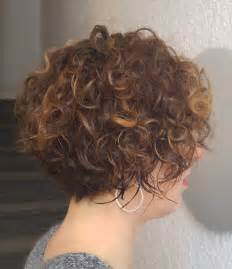 curly short hair styles picture 1