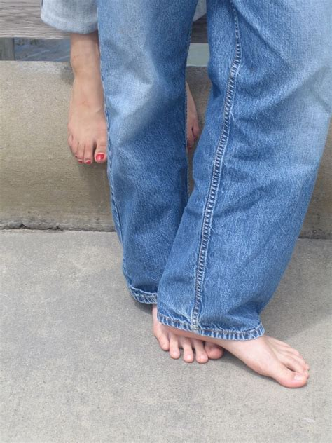 foot jeans picture 2