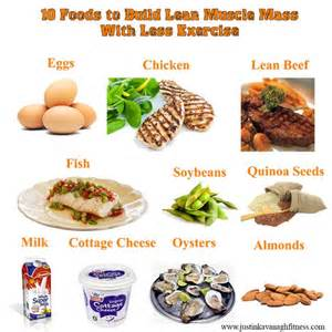increase lean mass diet picture 2