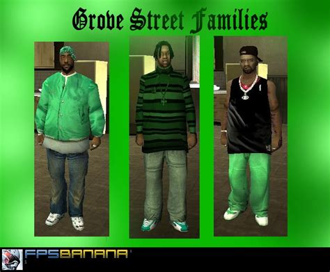 san andreas grove skin picture 3