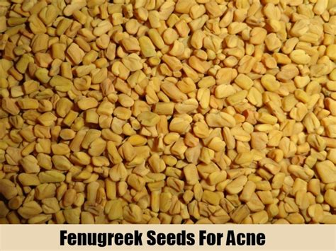 fenugreek pills for acne picture 3